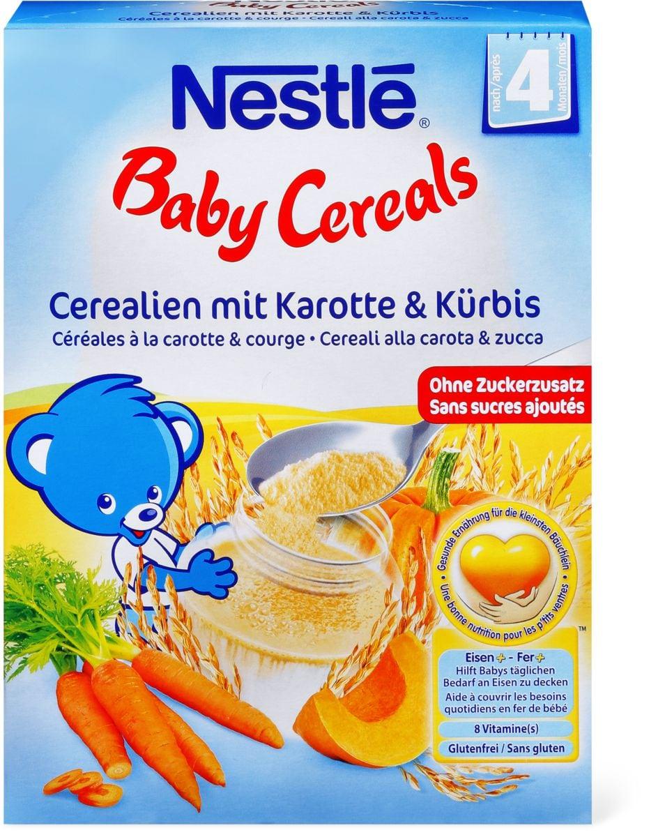Nestlé Baby Cereals Karotte und Kürbis
