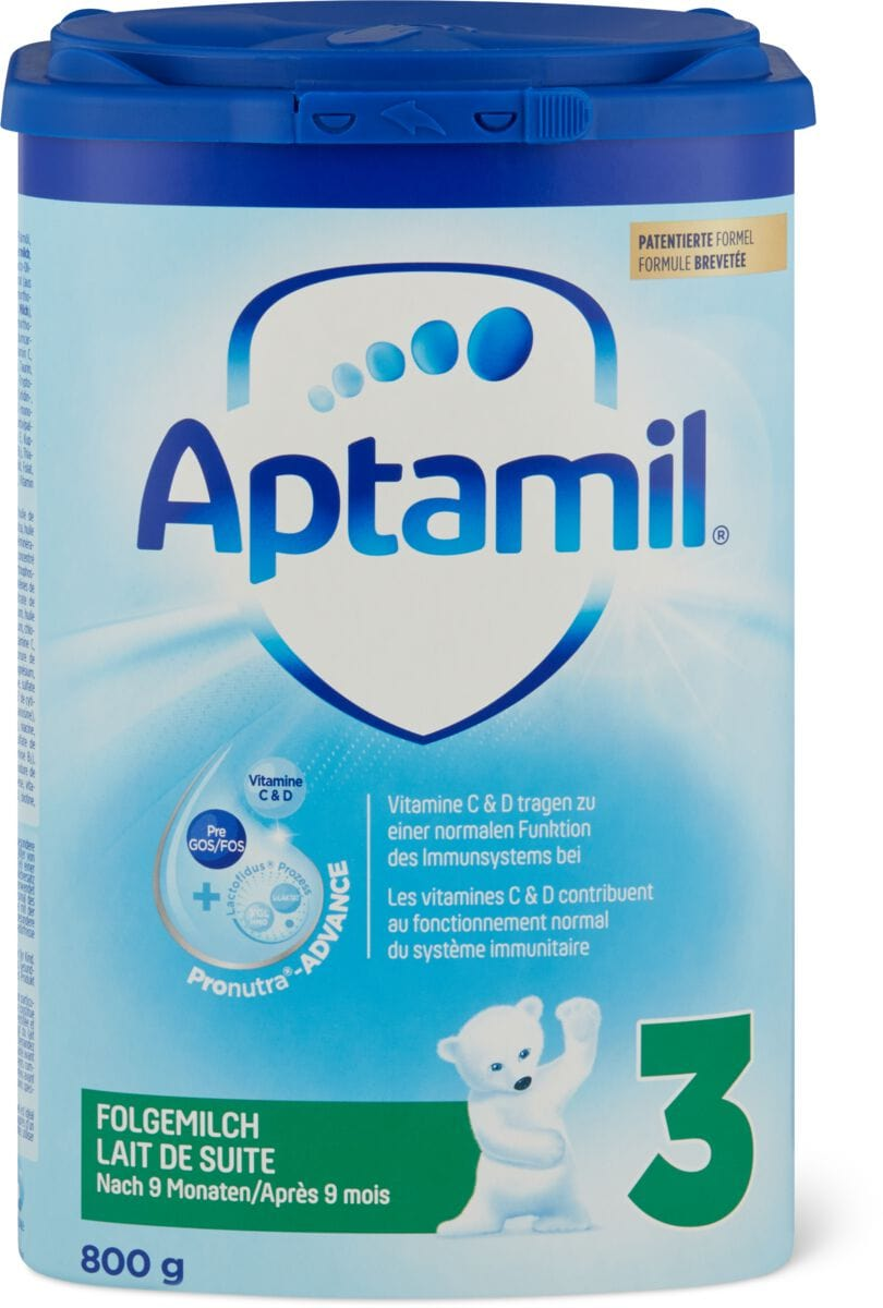 Milupa Aptamil Pronutra 3