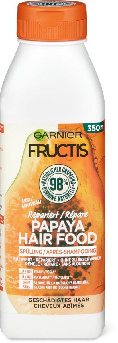 Garnier Fructis Hair Food Papaya Spülung