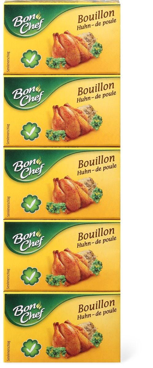 Bon Chef bouillon Poule