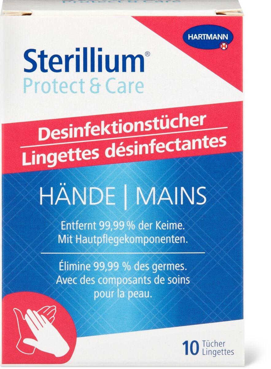 Sterillium Desinfektionstücher