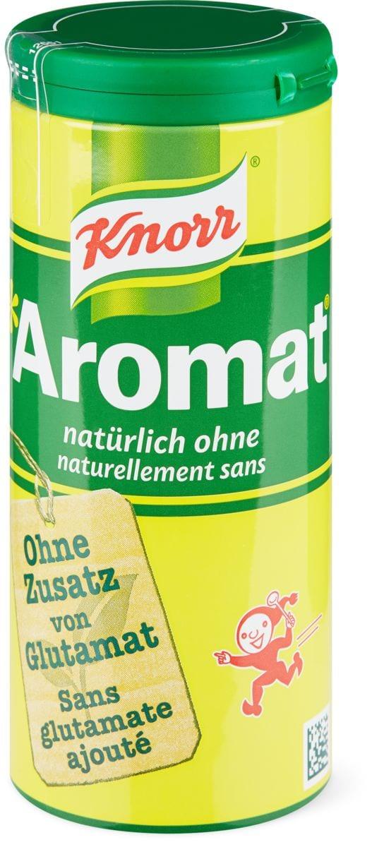 Knorr Aromat nat.senza glutammato