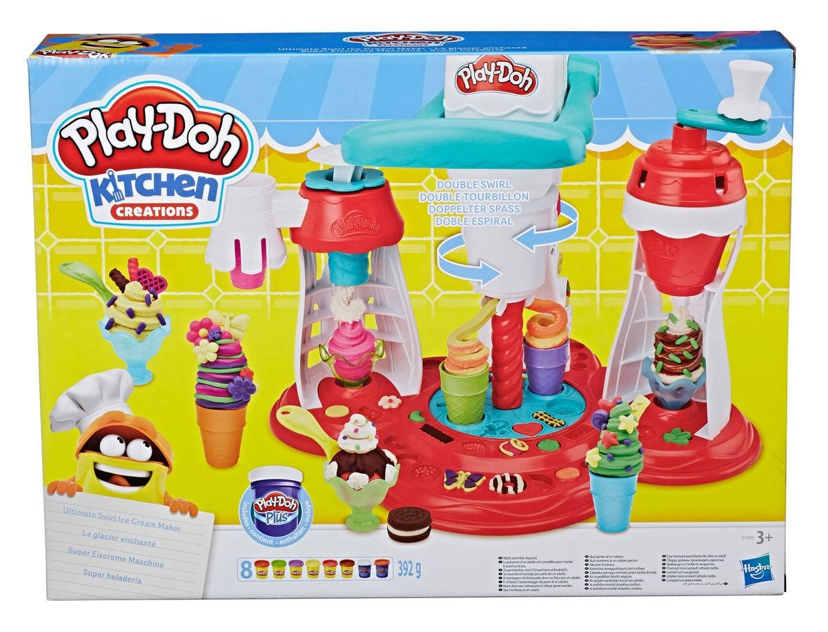 Play-Doh Sle Glacier Enchanté