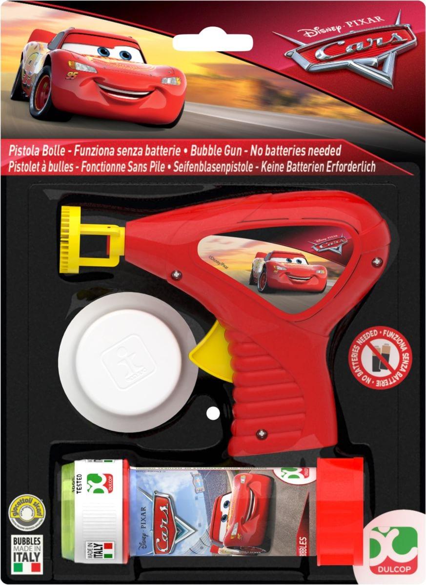 bubble world Seifenblasenpistole Cars Outdoor-Spielzeug