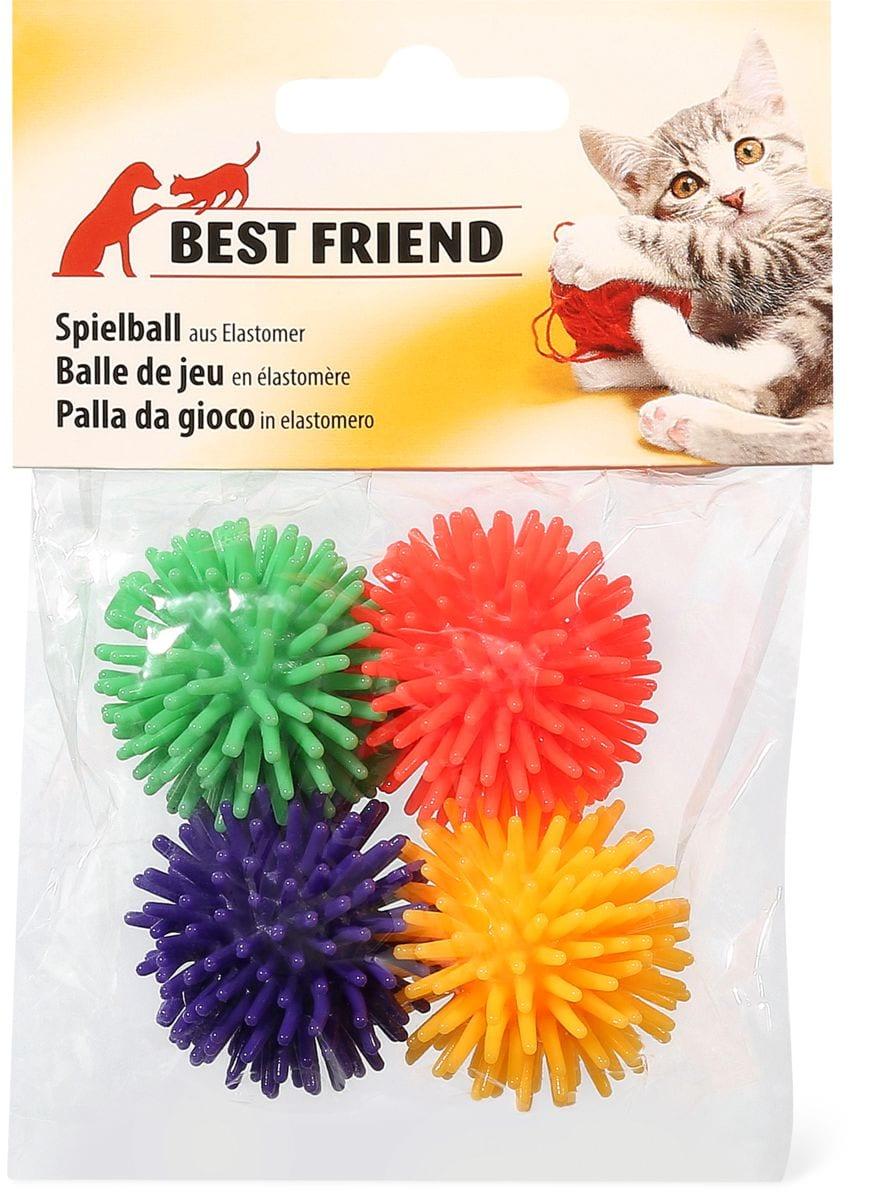 Spielball aus Elastomer