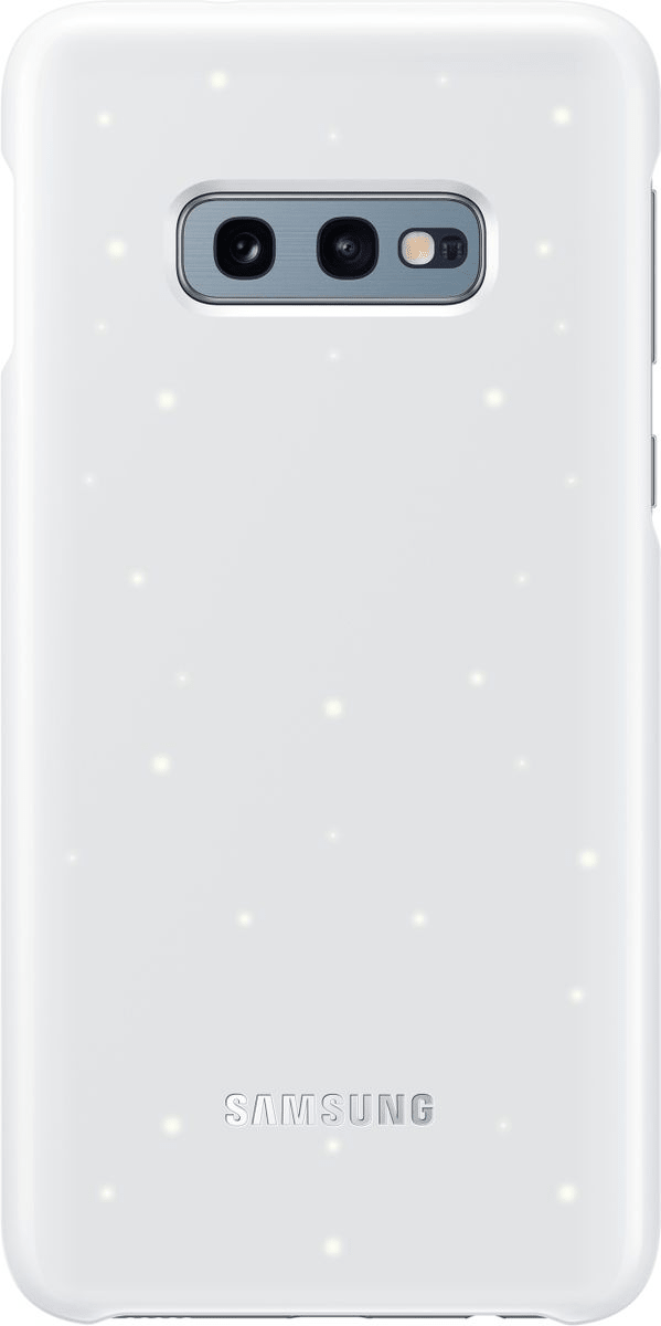 Samsung LED Cover White Coque
