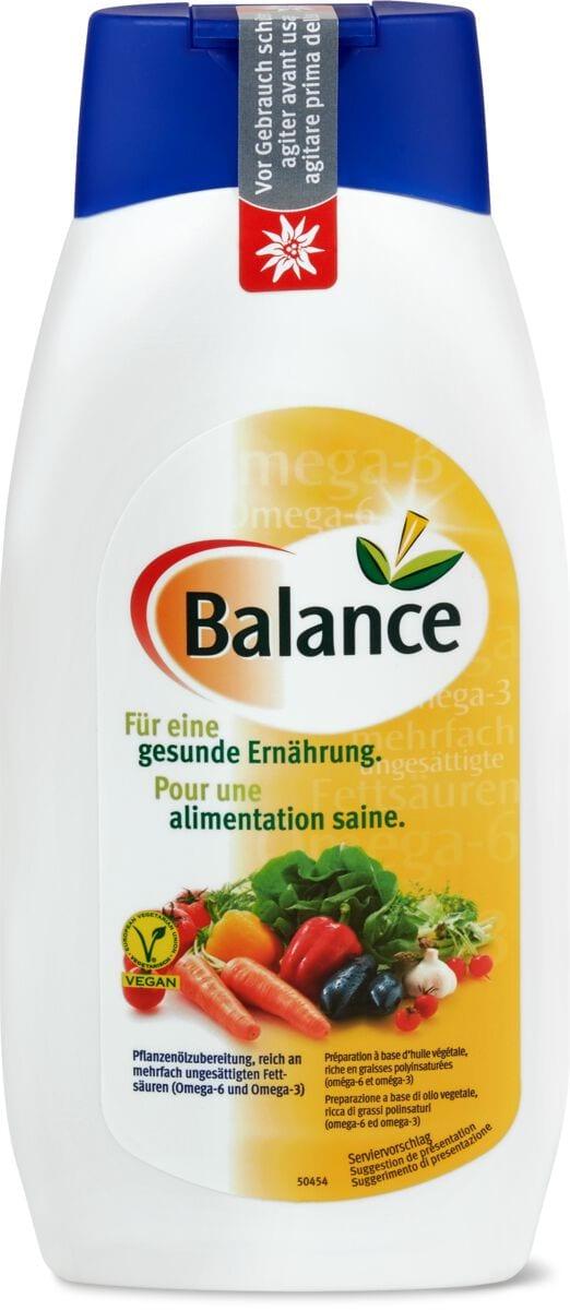 Balance Preparazione a base di olio veget