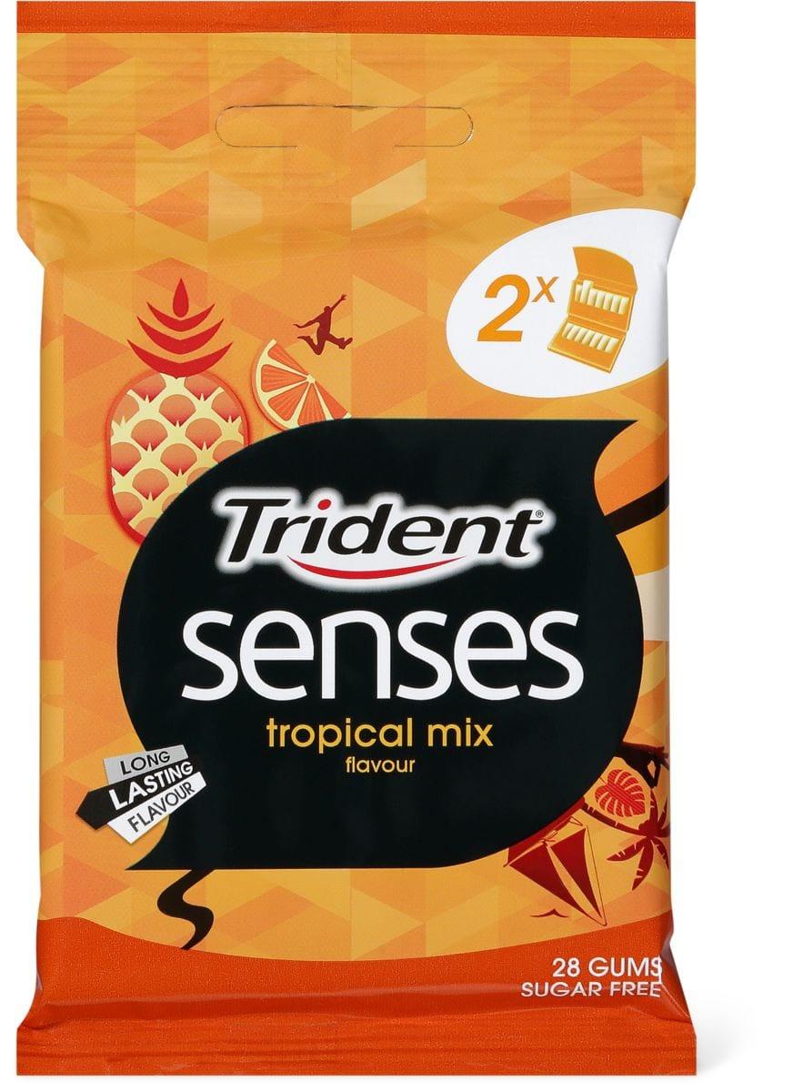 Trident senses tropical mix