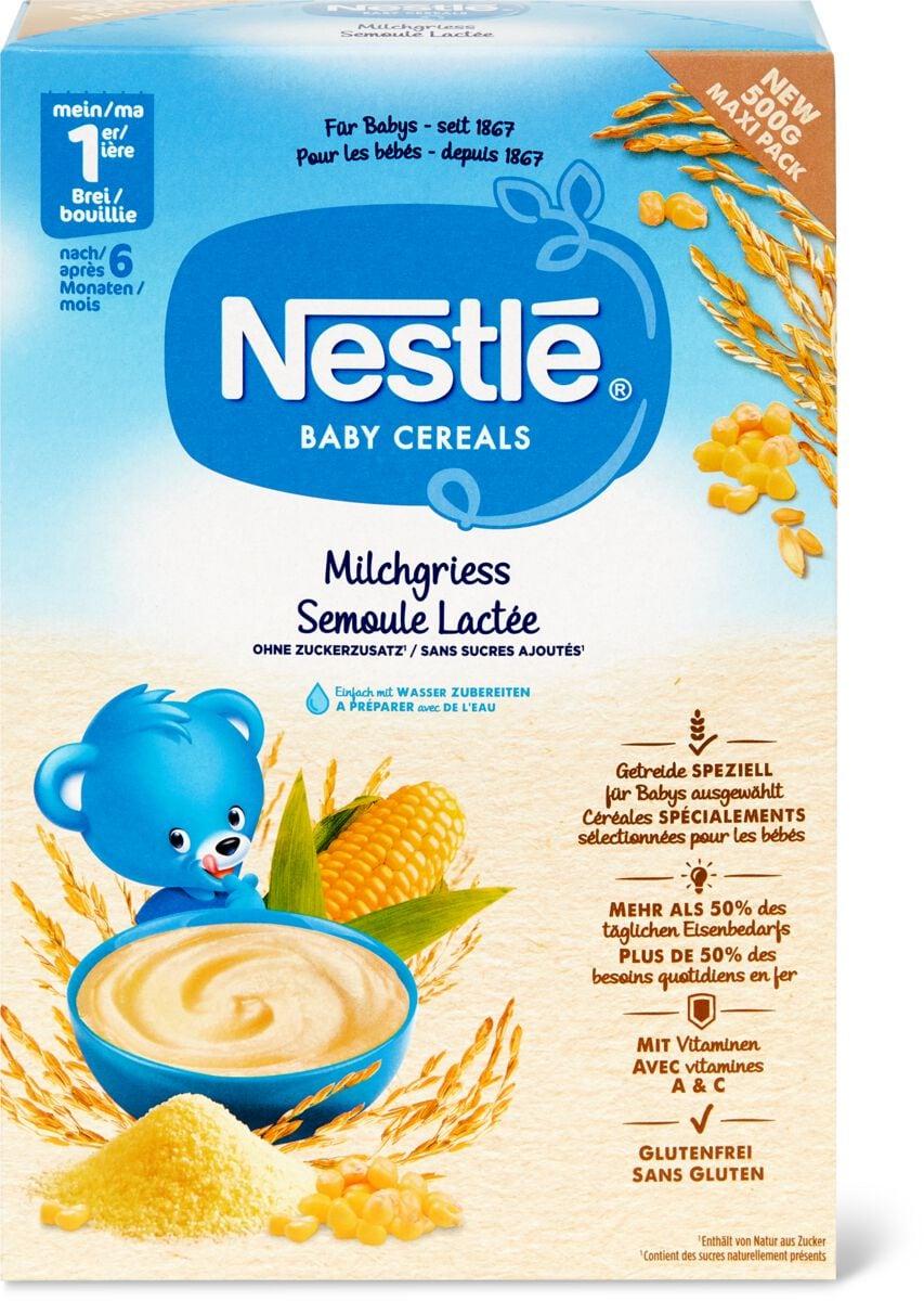 Baby Cereals Milchgriess