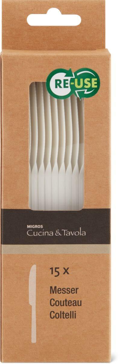 Cucina & Tavola Couteau Cucina & Tavola, 15 pièces