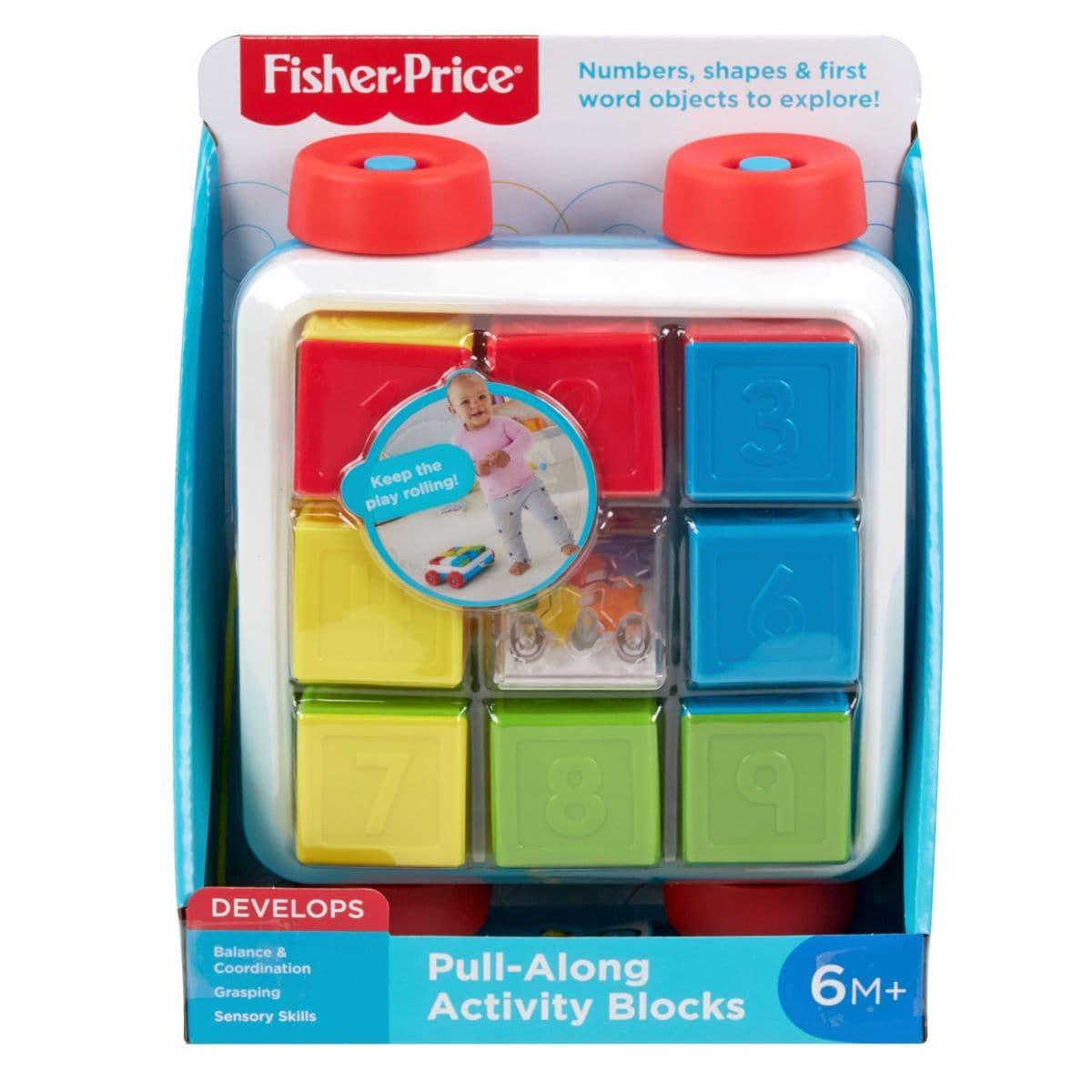 Fisher-Price Block-Venture Giochi educativi