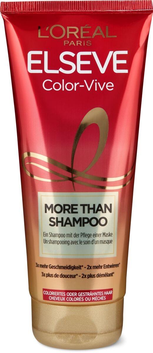 L'Oréal Elsève More Than Shampoo Color-Vive
