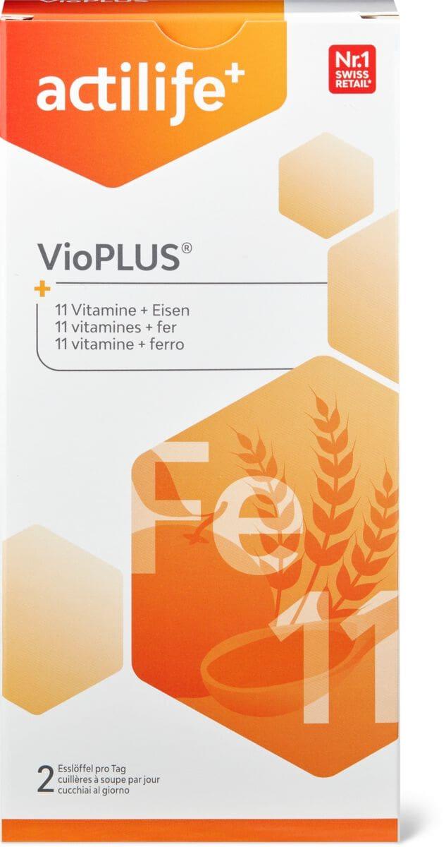 Actilife VioPlus Aufbaupräparat