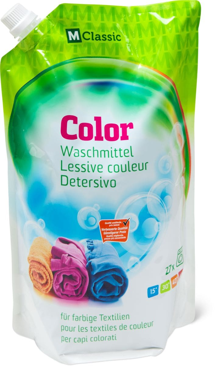 M-Classic Colorwaschmittel