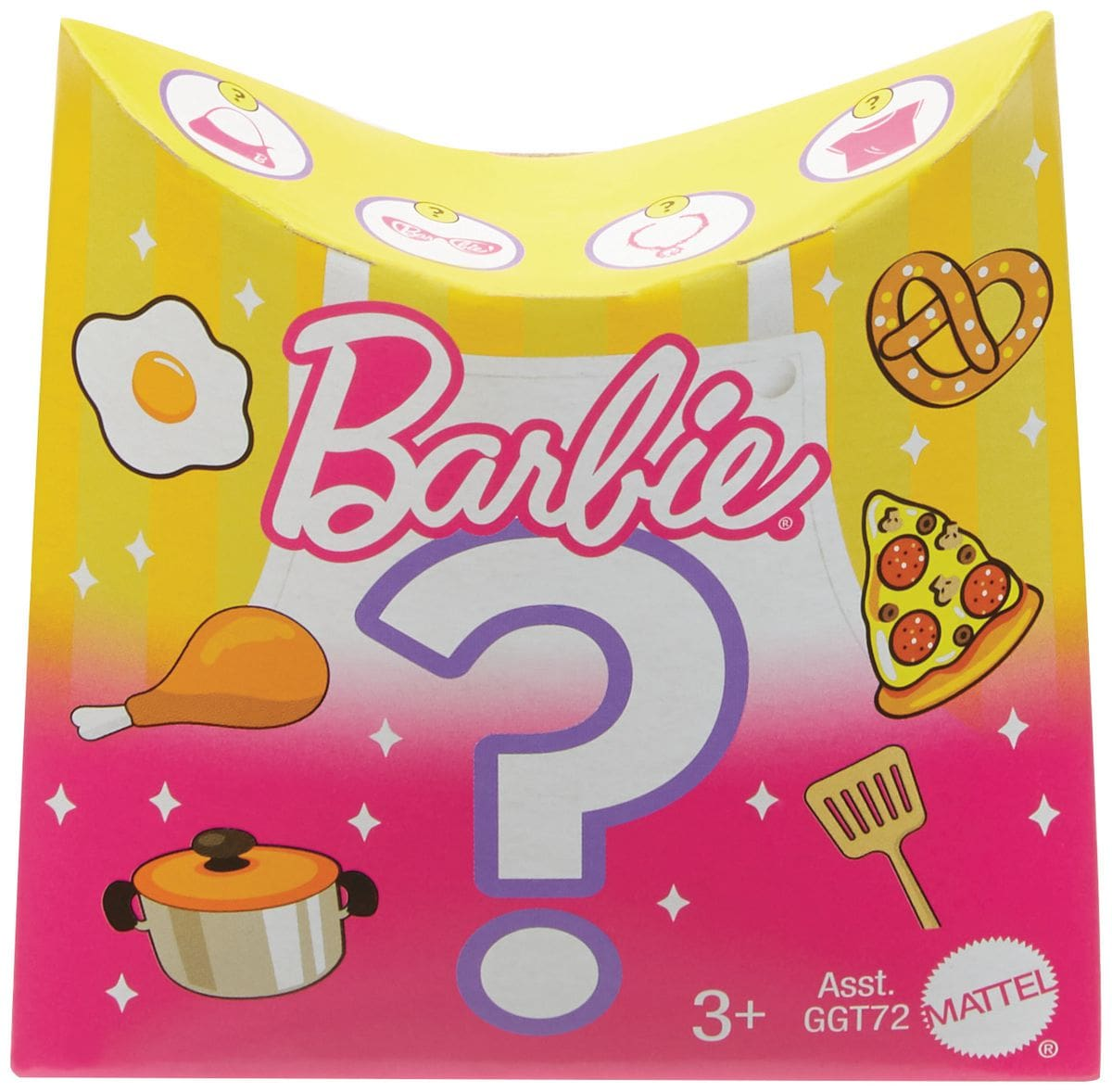Barbie GGT72 1 Surprise Bag Bambole