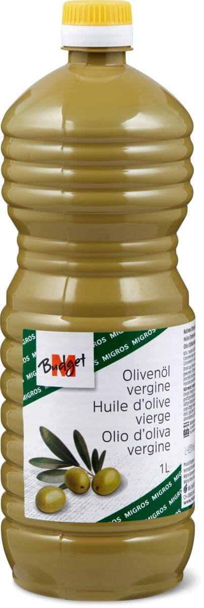 M-Budget olio di oliva vergine