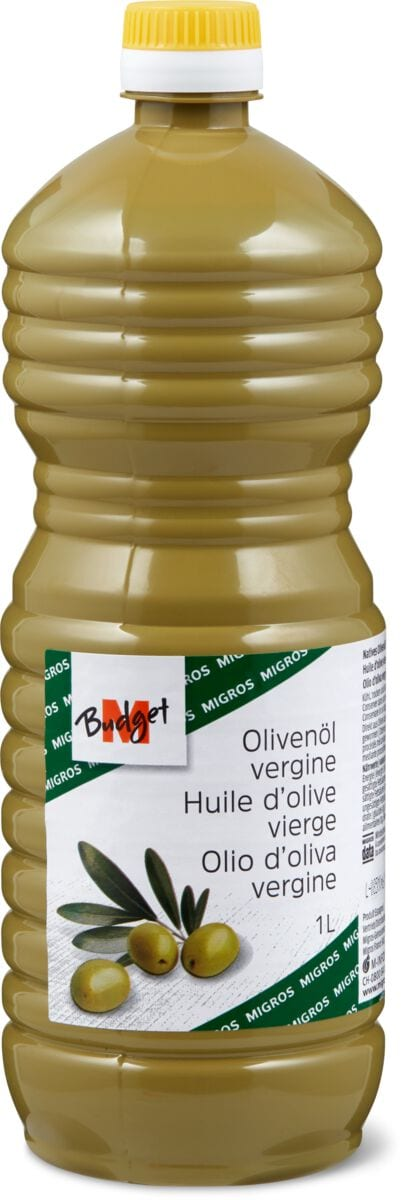 M-Budget Olivenöl Vergine