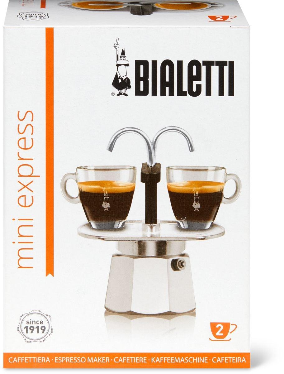 Bialetti Machine à café Mini Express