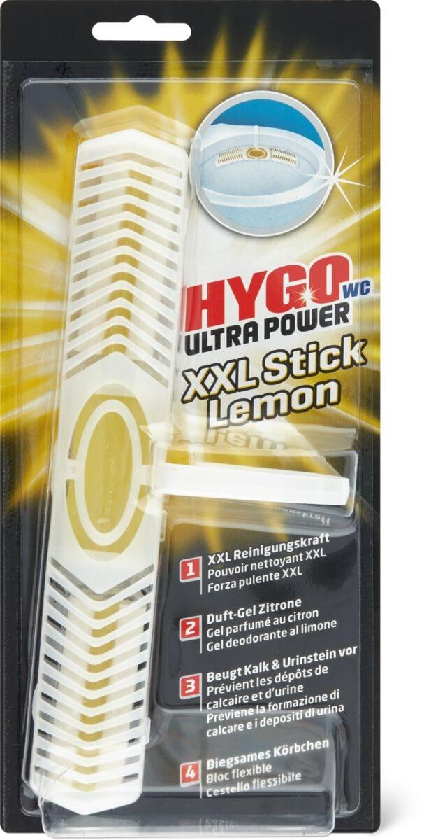 Hygo WC Maximum Einhänger XXL Stick Lemon