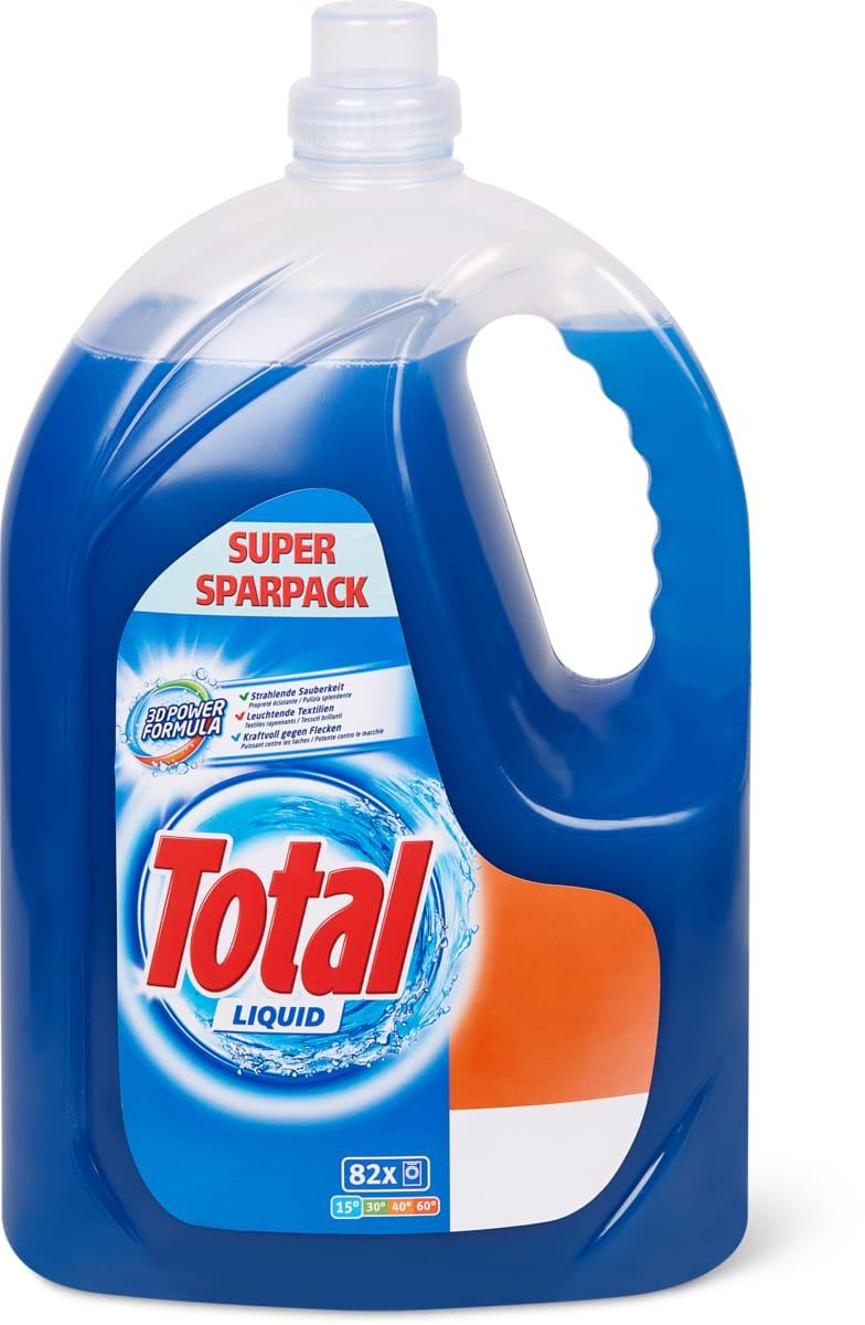 Total Waschmittel Flasche 5 Liter