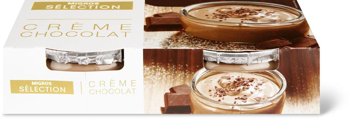 Sélection Crème chocolat