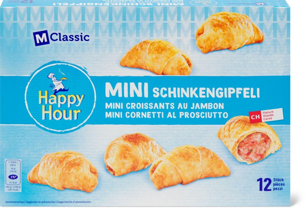 M-Classic Happy Hour Mini Schinkengipfeli