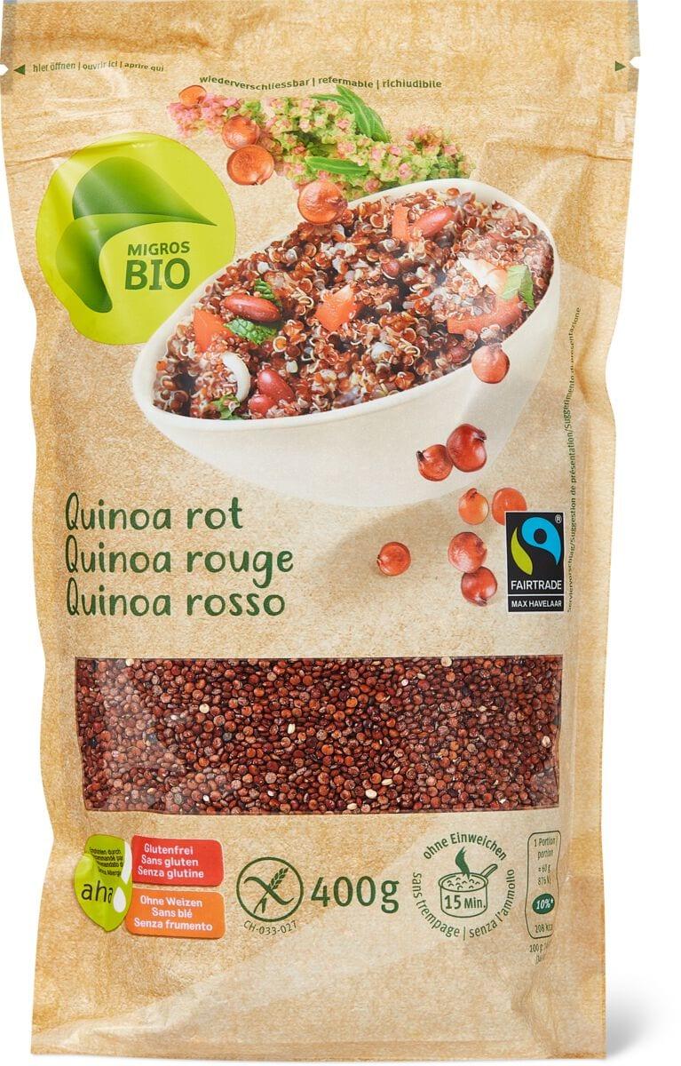 Bio aha! Max Hav Quinoa rossa