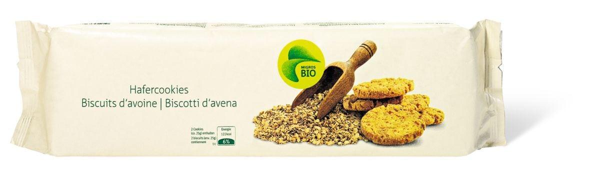 Bio Biscuits d'avoine