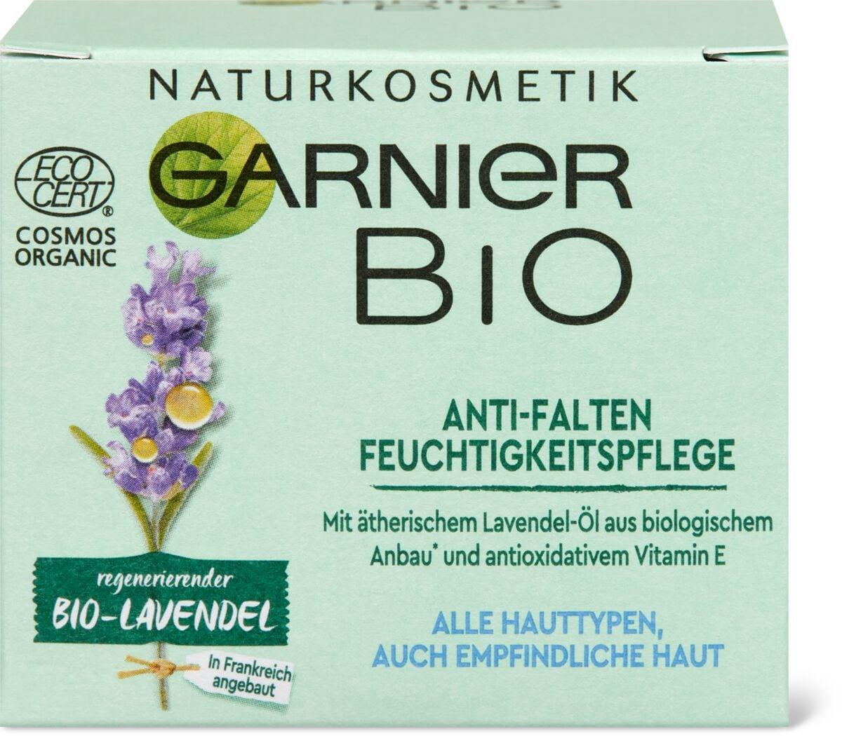 Garnier Bio Lavendel Anti-Age Pflege