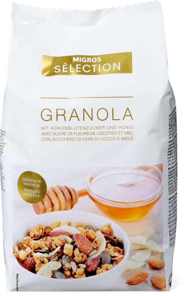 Sélection Granola