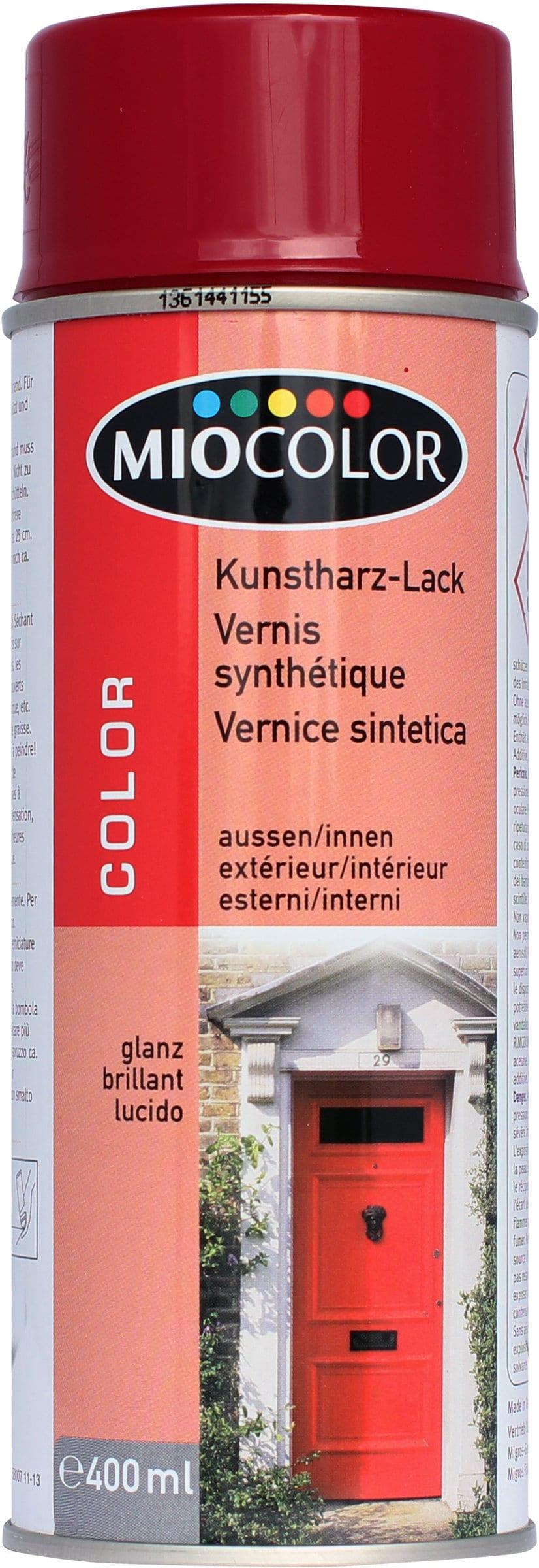 Miocolor Peinture en aérosol résine synthétique