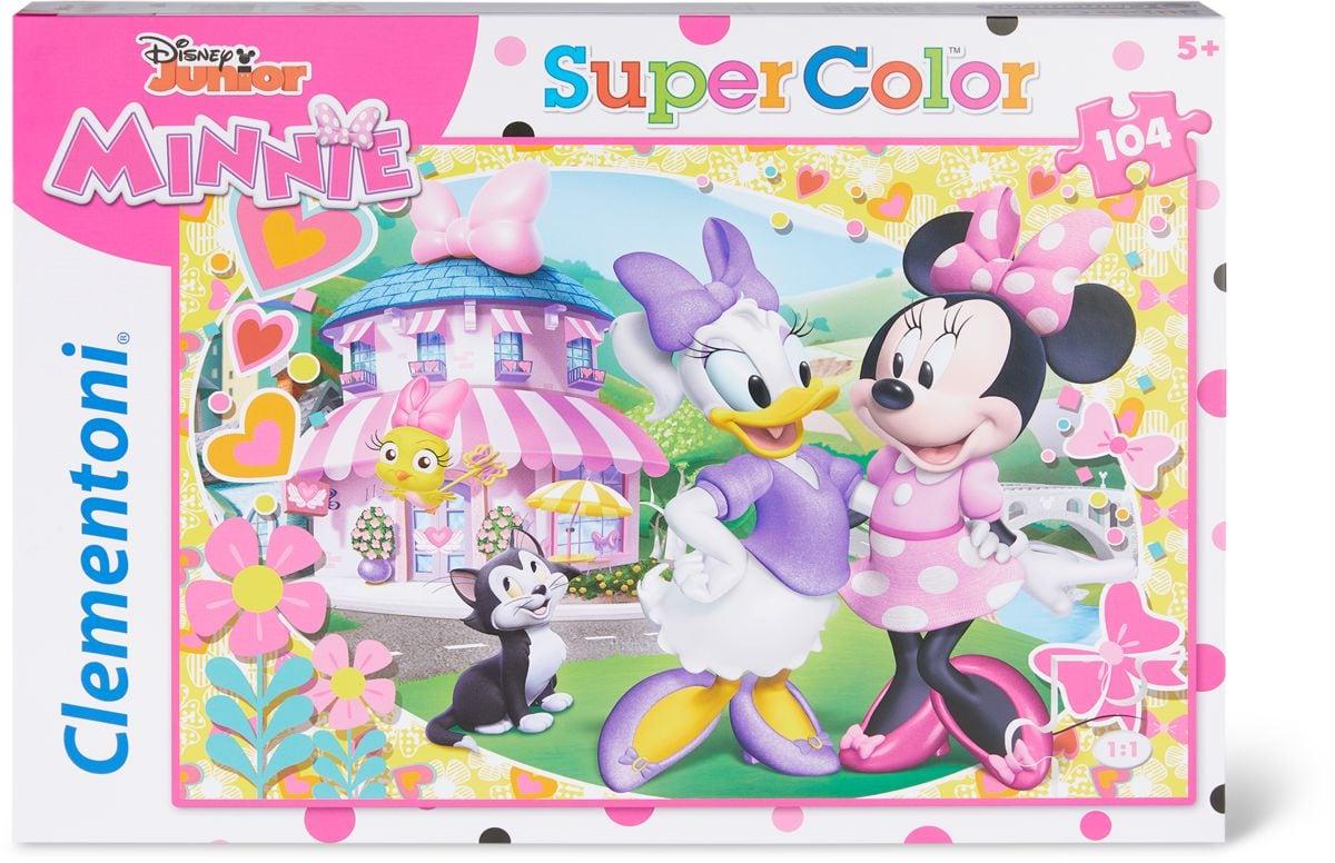 Clementoni Puzzle Minnie Mouse 104Teilig Puzzle