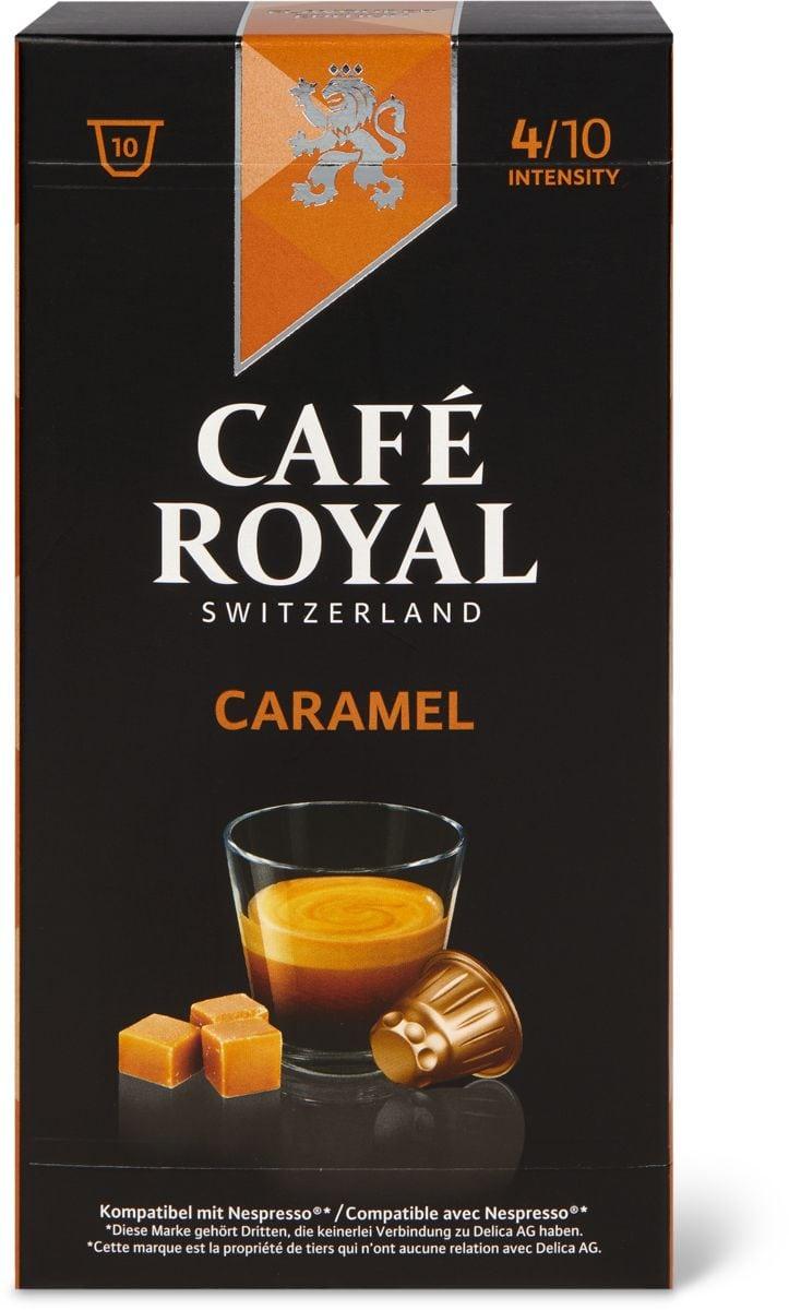 Café Royal Caramel 10 capsules