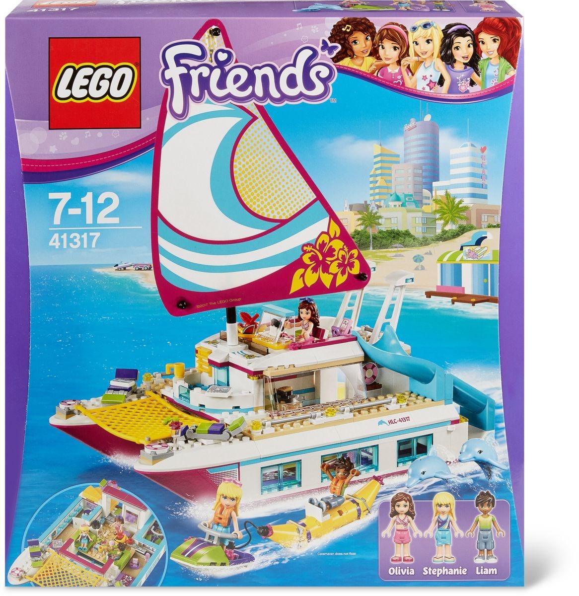Lego Friends Le catamaran 41317