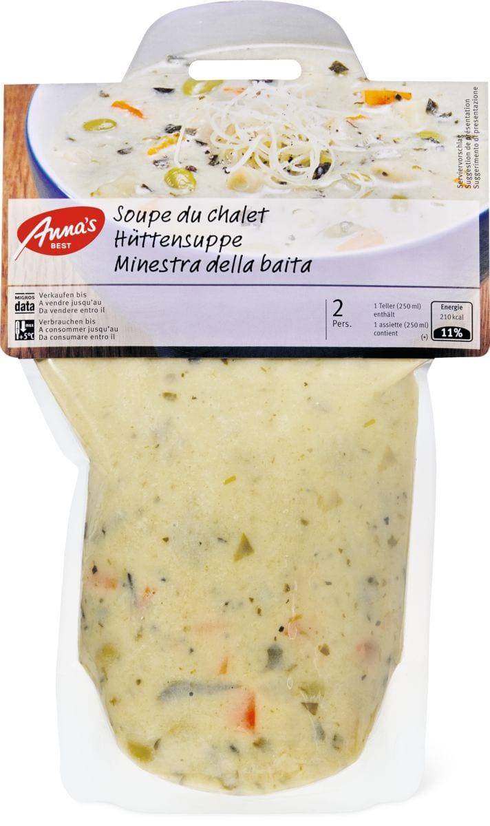 Anna's Best Soupe du chalet