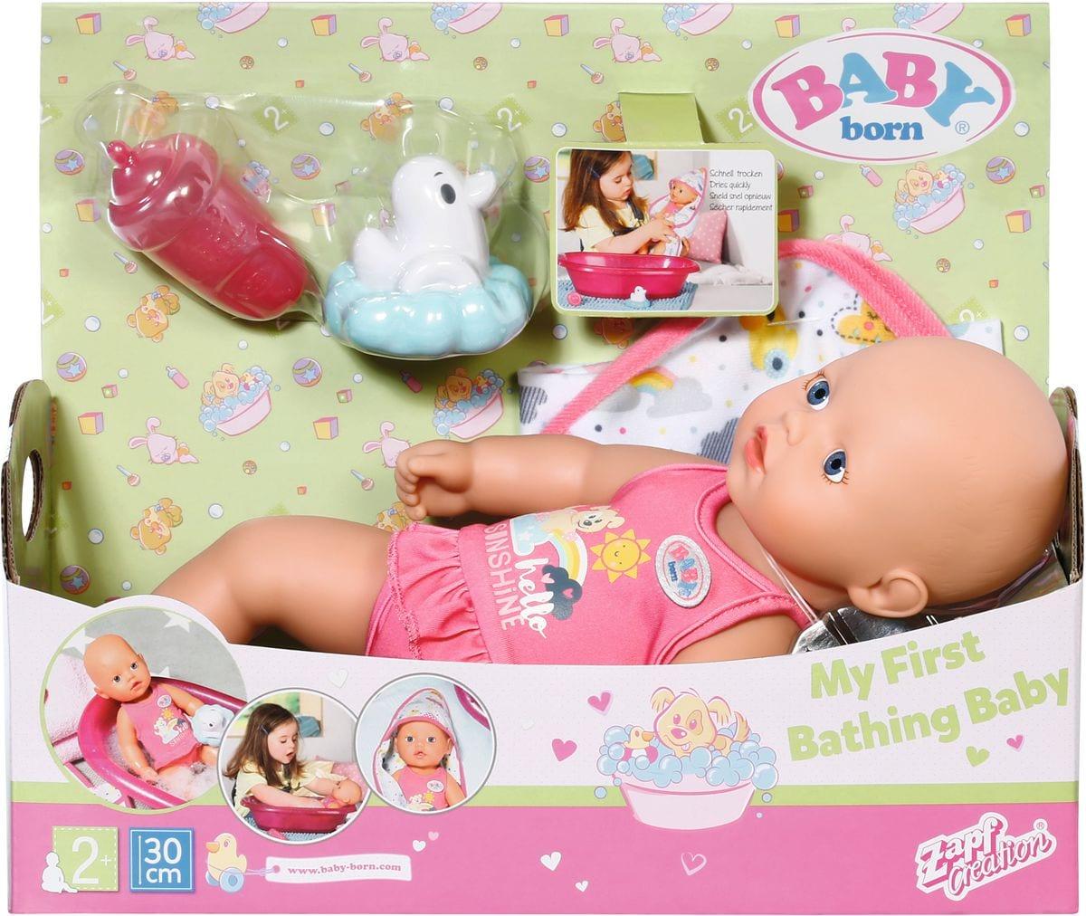 Baby Born Pouppee de bai