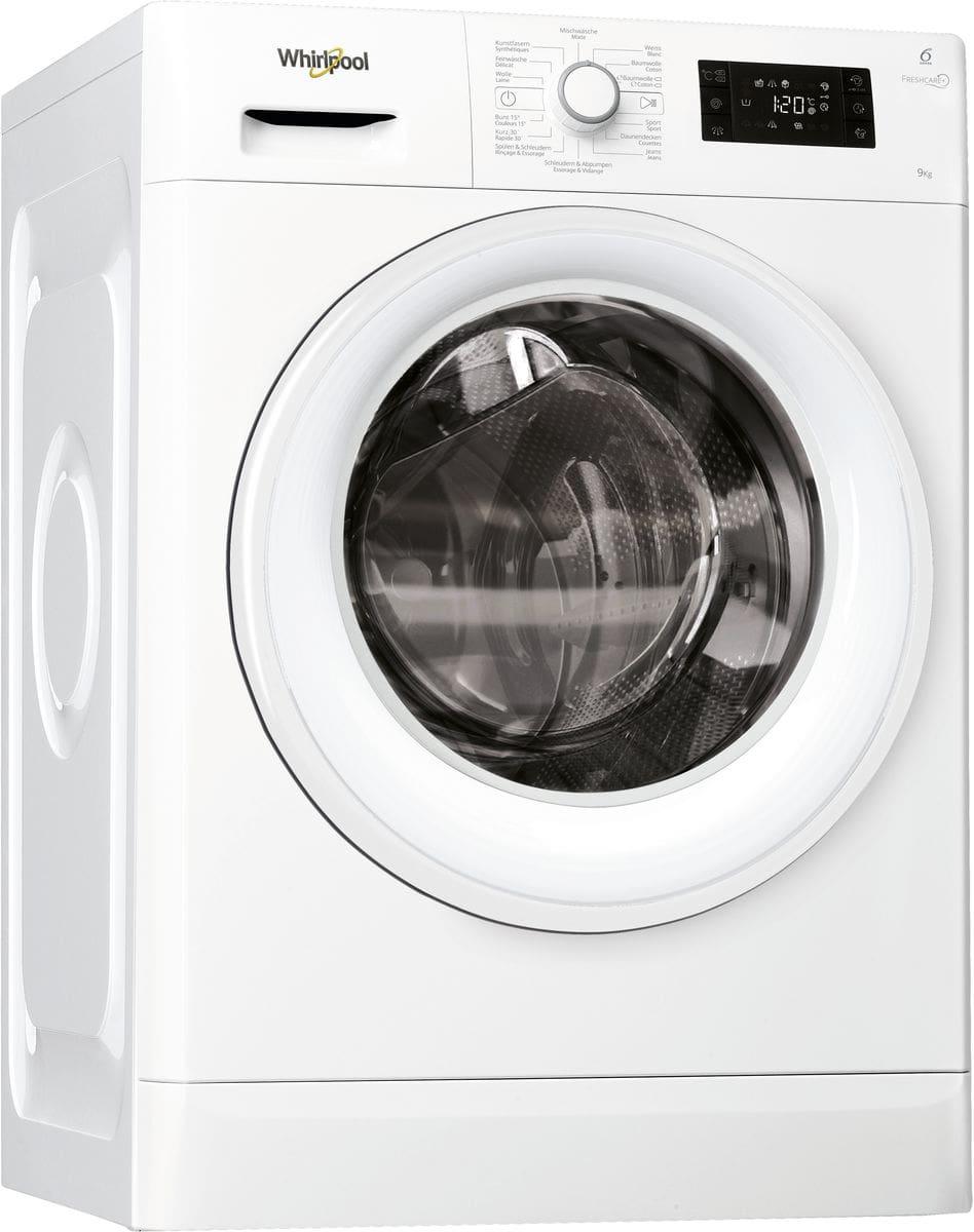 whirlpool fwg91484we ch waschmaschine migros. Black Bedroom Furniture Sets. Home Design Ideas