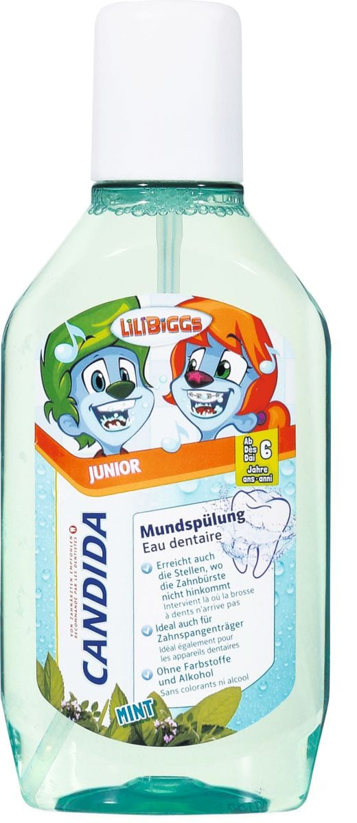 Candida Junior Eau Dentaire