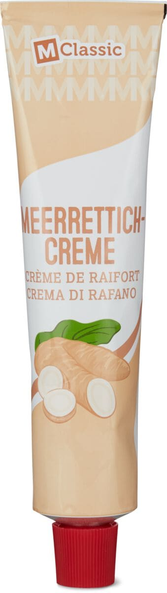 M-Classic Crème de raifort