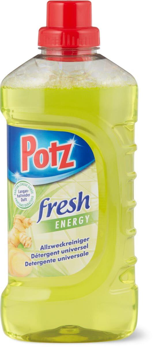 Potz Energy Détergent universel