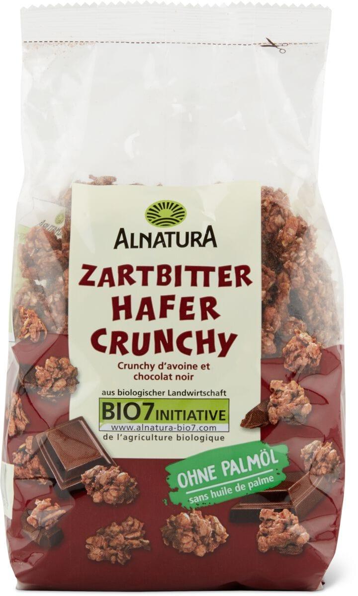 Alnatura Hafer Crunchy Schoko feinh
