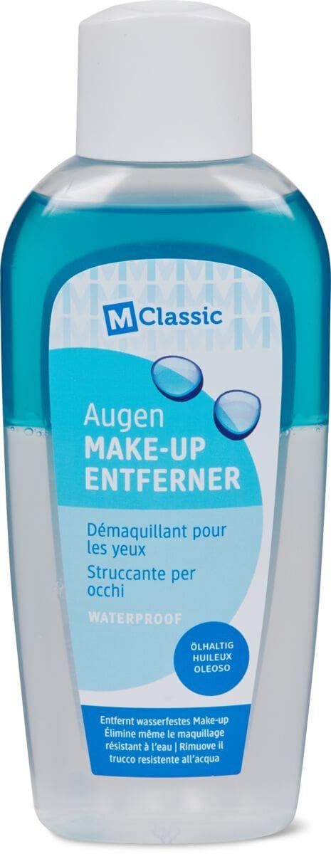M-Classic Augen Make up Entferner ölhalt.