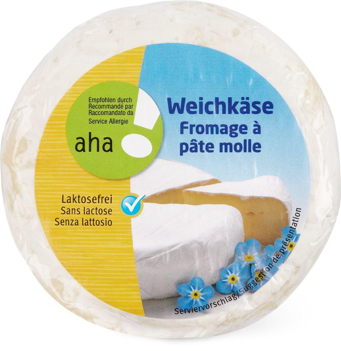 Fromage à pâte molle aha!