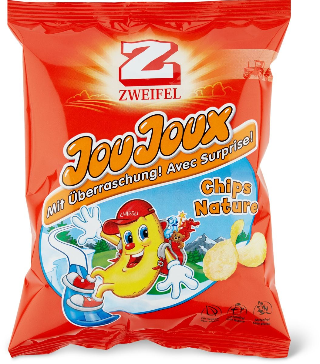 Zweifel JouJoux Chips nature