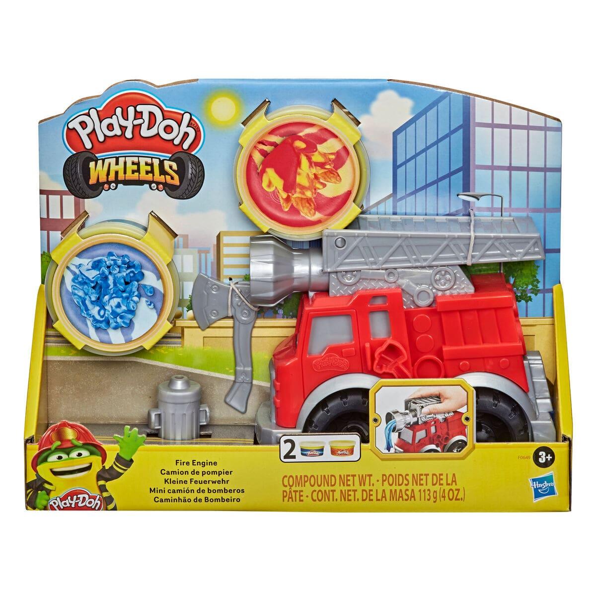Play-Doh Fire Engine Pongo