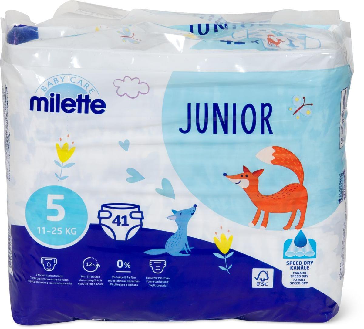 Milette Junior 5, 11-25kg