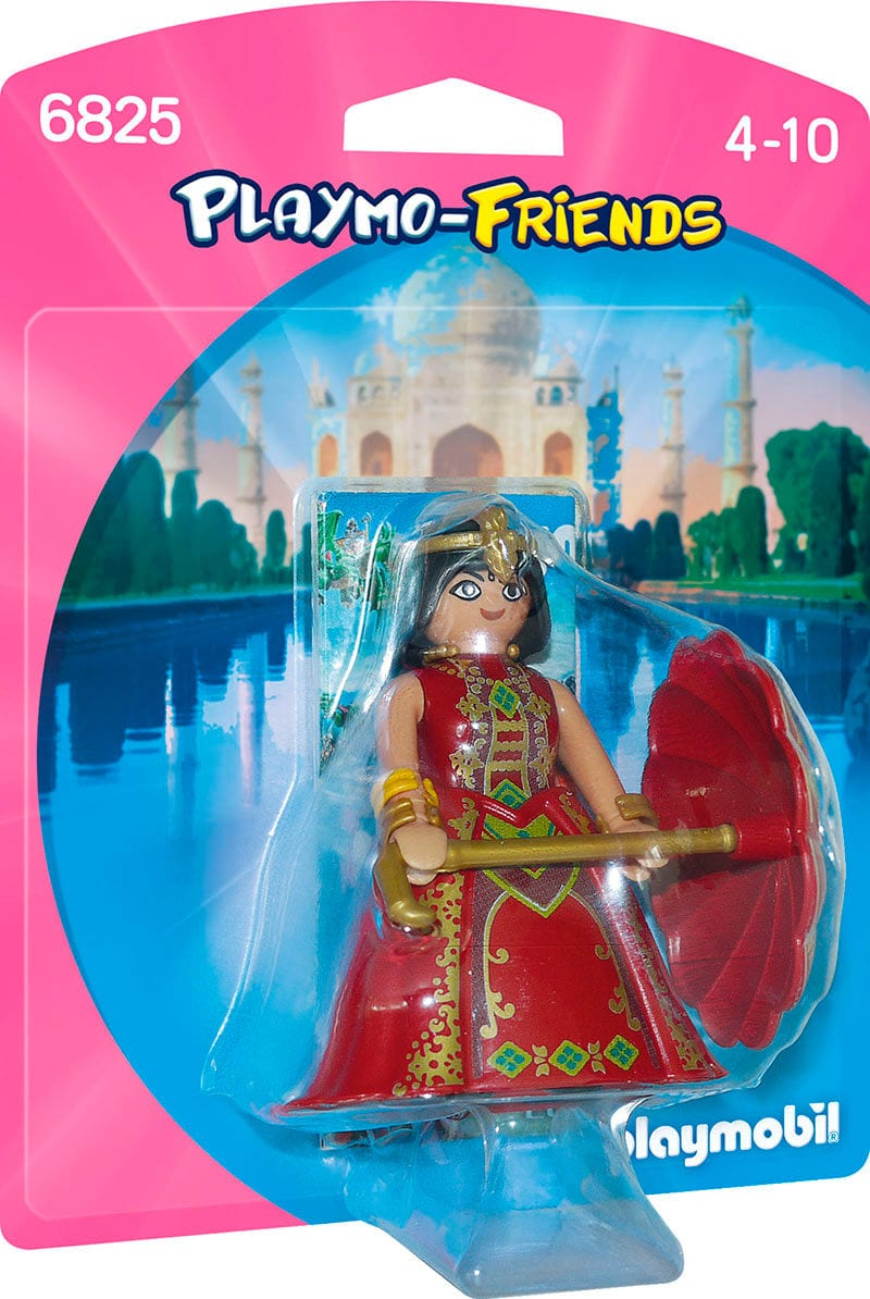 PLAYMOBIL Playmo-Friends Princesse indienne 6825