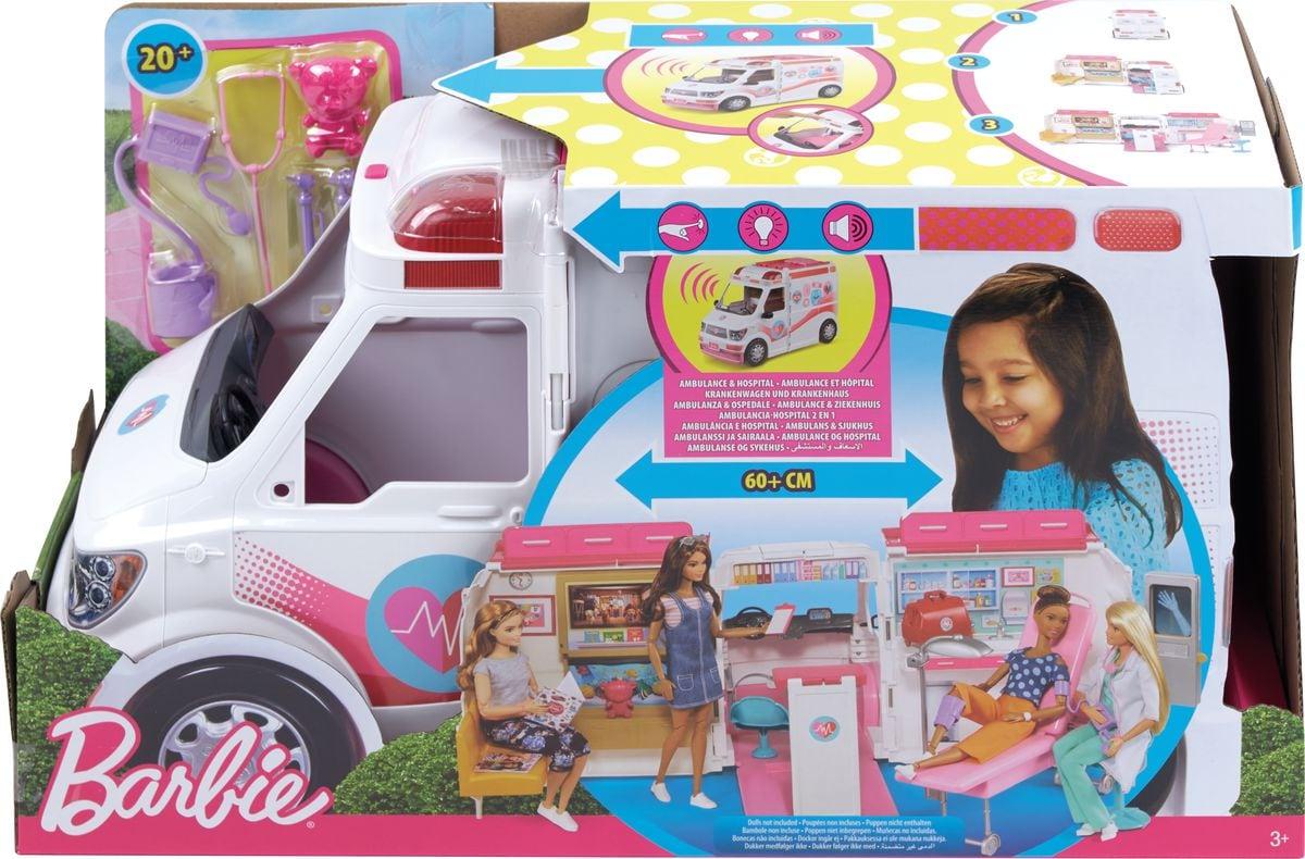 L'Ambulanza Di Barbie