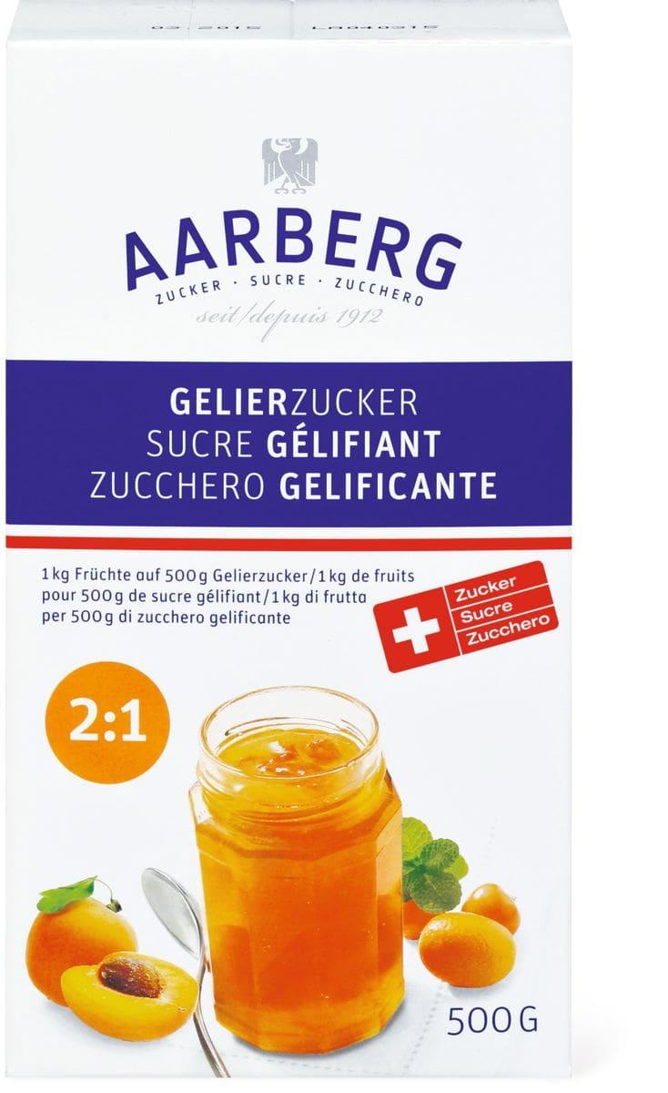 Aarberg Sucre gélifiant