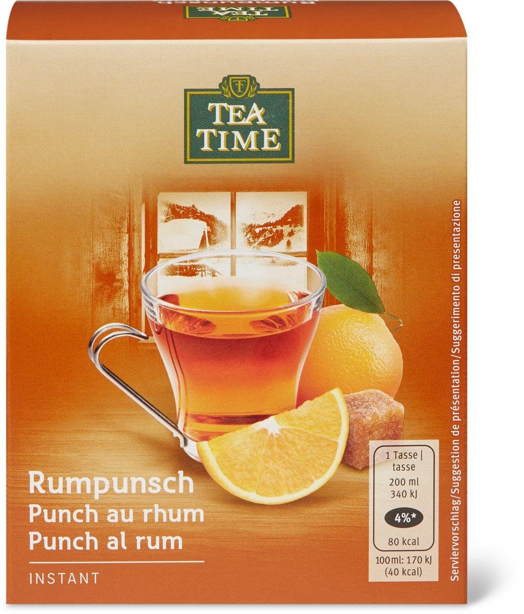 Tea Time Rumpunsch   Migros
